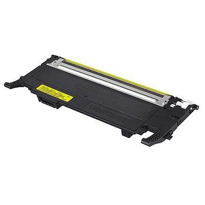 Toner Samsung CLP325   CLX3185   CLX3185   CLT-Y407S Y407  Amarelo - Compatível 1K