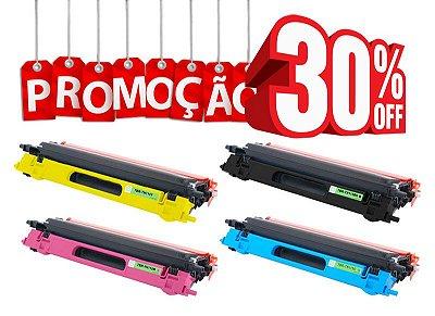 Kit 4 Toner Brother TN110 TN115 | DCP-9040 HL-4040 HL-4070 MFC-9440 MFC-9840