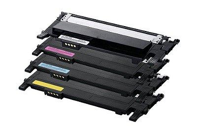 Toner Samsung CLP 365W | CLX3305FW | CLT K406 M406 Y406 C406 - Renew