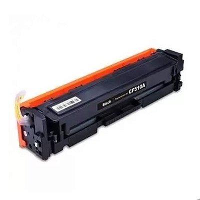 Toner HP CF-510A Black - M 180 | M 154 | M180nw | M154nw | 204A Premium