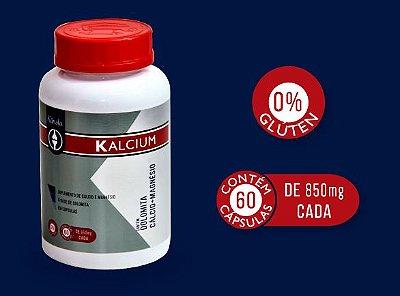 Kalcium: Dolomita + Cálcio + Magnésio