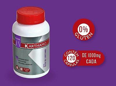 Karthamo: Ôleo de Cártamo + Vitamina E