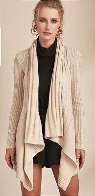Cardigan tricot e inv