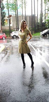Vestido xadrez iv kl