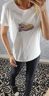 T shirt Sneaker