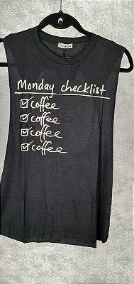 T-shirt checklist