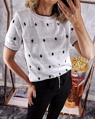 Blusa tricot pb
