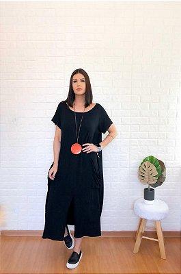 Vestido Basic Oversized Gabriela