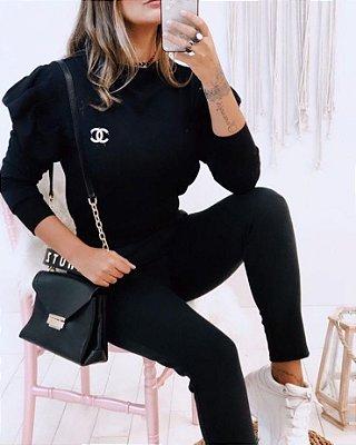 Conjunto Chanel Bufante