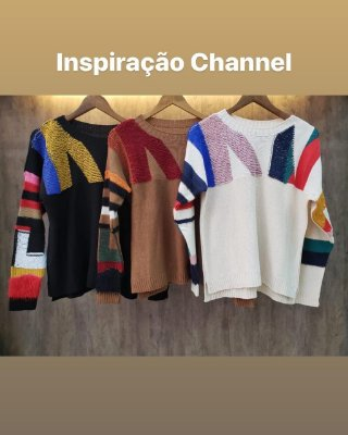TRICOT CHANEL