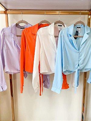 Camisa botões muse