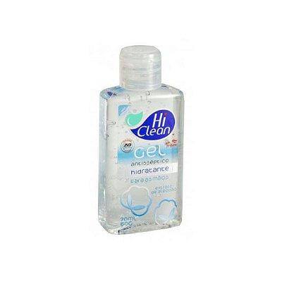 Hi Clean - Gel Antisséptico para as mãos - Extrato de Algodão - 70ml