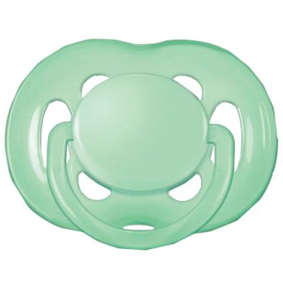 Chupeta Freeflow Verde - 6 a 18 meses - 1 unidade - Philips Avent