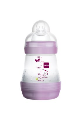 Mamadeira Easy Start - First Bottle - 160ML - GIRLS - MAM-4662