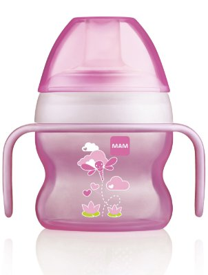 Starter Cup MAM - 150ML - GIRLS - MAM-4234