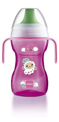 Fun to Drink Cup MAM (COPO) - 270 ML - GIRLS - MAM-4244