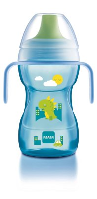 Fun to Drink Cup MAM (COPO) - 270 ML - BOYS - MAM-4243