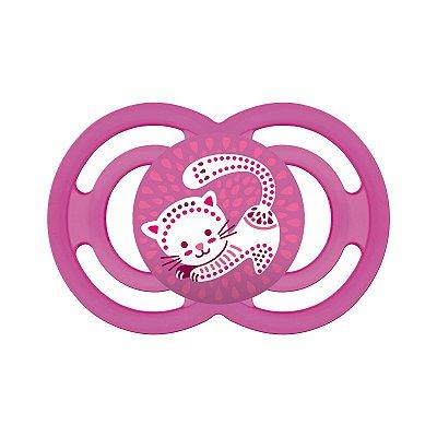 Chupeta MAM Perfect - a partir de 6 Meses - Rosa (MAM-2892R)
