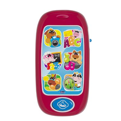 Smartphone Animal Bilíngue - de 06 a 36 meses - Chicco (CH-7853)