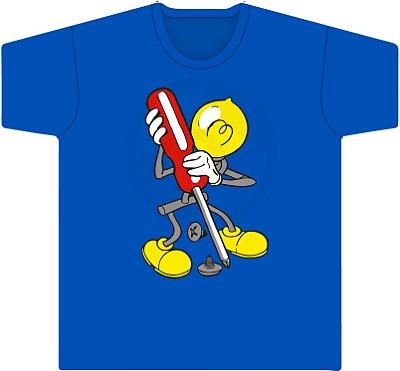 Camiseta Lampadinha