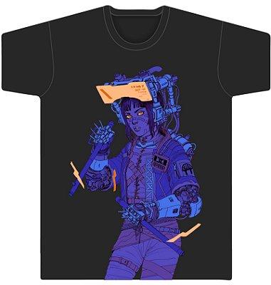 Camiseta Hacker Girl (Edição 2018 - Oficial)