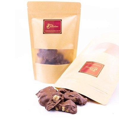 Delícia de Chocolate - Rocher de Amendoim