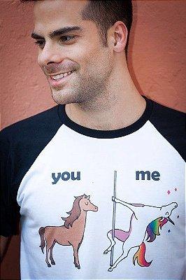 Camiseta UNICÓRNIO YOU/ME