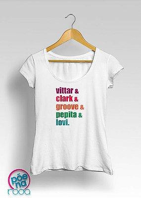 """Camiseta DRAGS """"Feminina"""""""