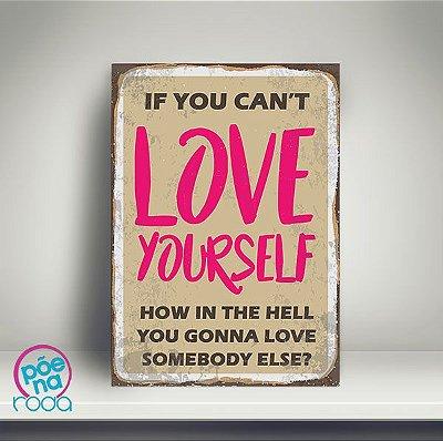 Pôster RuPaul Love Yourself