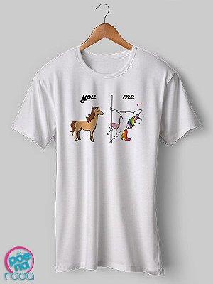 OUTLET - Camiseta Unicórnio P