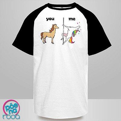OUTLET - Camiseta Unicórnio (P)
