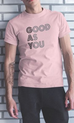 Camiseta GAY (GOOD AS YOU)