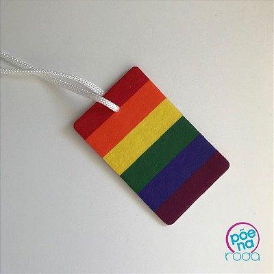 PEÇA PILOTO - Tag de Mala LGBT
