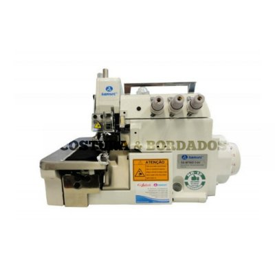 Máquina de Costura Overlock Direct Drive Sansei SA-M798D-3-04 - 110 VLTS