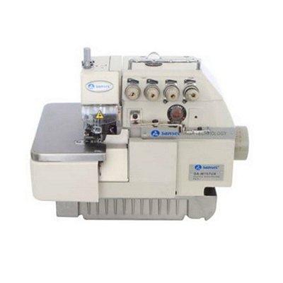 Máquina de Costura Interloque Bitola Larga Sansei SA-M757 - BIVOLT