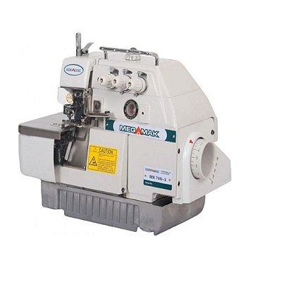 Maquina Overloque Industrial Direct Drive Megamak 3 Fios MK-700-3D - 220 V