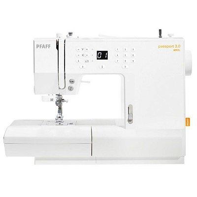 Máquina de Costura Pfaff Passport 3.0 AutoVolt