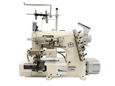 Máquina Galoneira Kansai NW8803GEMK-E1/DM1/4 com refilador direito Motor Direct Drive - 220 V