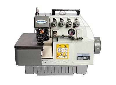 MAQUINA OVERLOQUE SGEMSY 4 FIOS PONTO CADEIA DIRECT DRIVE SS798D-4 - 110 V