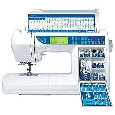 Máquina de Costura Elna 6600 com 200 pontos - 110 V