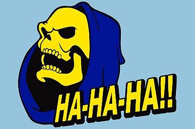 Esqueleto - He-Man - hahaha