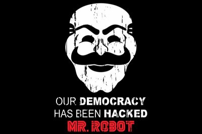 Mr Robot - Máscara - FSociety
