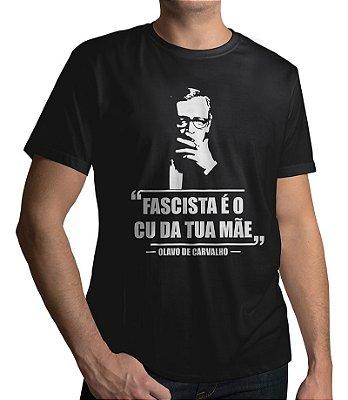 Olavo de Carvalho Fascista é o cu da sua mãe