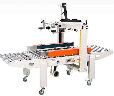Fechadora de caixas com tração lateral FXJ-5050