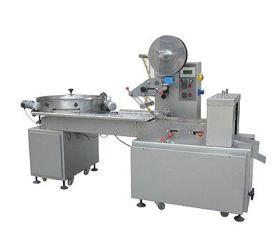 Flow Pack para Balas com Abastecimento Automático