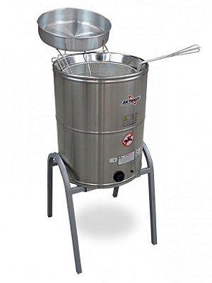 Fritadeiras Elétricas de Água e Óleo INOX - FC