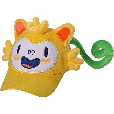 Boné Infantil Mascote Olímpico Rio (Produto Oficial)