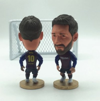 Mini Craque Messi Barcelona 02 unidades