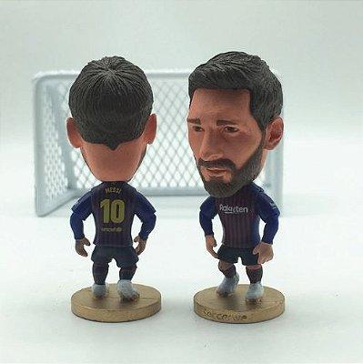 Mini Craque Messi Barcelona 02 unidades