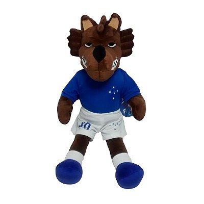 Mascote de Pelúcia do Raposão Mascote do Cruzeiro FC Oficial